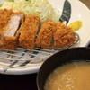 かつ波奈 - 料理写真:ロースカツ定食