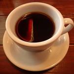 デルタ カフェ - 食後のコーヒー