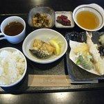 あんど - 料理写真:選べるランチ(750円)
