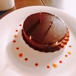 124140308 - スタッフの食べたケーキ1