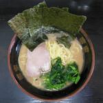 雷家 - ラーメン … 700円