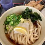 さぬき麺児 - 冷ブッカケ(大)