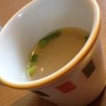 力車 - スープ