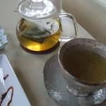 シフォン ノブヒロ - マテ茶