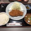 とんかつ大町 - 料理写真:ランチ大町定食(990円税込)