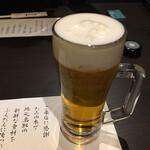 Taminoki - とりあえずルービー