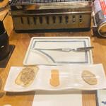 海鮮料理 鶴丸 - 先付け