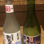海鮮料理 鶴丸 - 日本酒