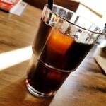 サバービア - アイスコーヒー