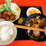 中華料理 春き