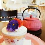 アトリエ・ウフ - 料理写真:ショートケーキ。