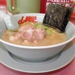 山岡家 - 醤油チャーシュー麺 900円
