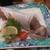 すし割烹 かじ - 料理写真:イカ生き作り