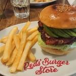REDS' BURGER STORE -