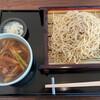 おびひろ縹 - 料理写真:おびひろ縹@帯広 かしわせいろ・大盛(1000円+200円)
