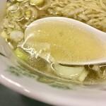 124167032 - 透明感バツグンのスープ。