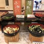 日本の宿 古窯 - 料理写真:朝食バイキング