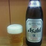 華隆餐館 - 20100903 こちらでは、生ビールよりも瓶ビールのほうが愉しいと思う