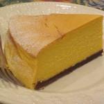 グロヴナーカフェ - ケーキセットは¥900