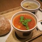 スープストックトーキョー - イタリア産トマトのミネストローネ