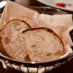 デリツィオーゾ フィレンツェ - 【フェスティーヴォ ランチ@2,500円】パン