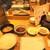 揚げたて天ぷら定食 まきの - 料理写真:「天ぷら定食(玉子天付き)(890円税抜)(2020年1月)」