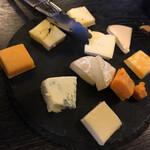 はるのや - チーズだけで食べたい誘惑。