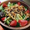 肉の松山 - 料理写真:サラダ