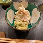 旬席 鈴江 - 兵庫県津居山のかすみ松葉蟹と蟹味噌