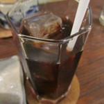 カフェ 呂久呂 - アイスコーヒー