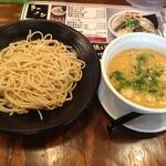 本竈2 - 鶏白湯塩つけ麺
