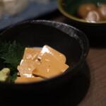 124182772 - チーズの溜まり醤油漬け