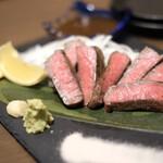 おいしい山形のお店 神田鳥海 - 山形牛ステーキ