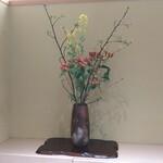 124187777 - おかみさんによるお花