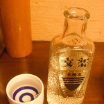 立ち飲み日高 - 本醸造(文楽):280円