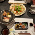 魚菜家 旬蔵 - サラダ