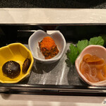 魚菜家 旬蔵 - 前菜