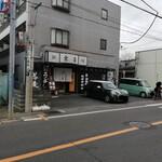 京雀 - 外観遠景