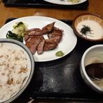 12420482 - 牛タン定食・・・