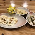 124204452 - 手作りチーズ豆腐360円