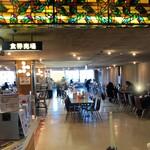 Marukambirudaishokudou - 店内…多くのお客さんで賑わっていました♪