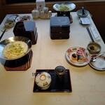 日本料理 笛吹川 - 【2020.1.26(日)】和朝食