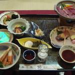 食事処日の出 - 料理写真:宴会料理です