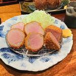 ぶた いながき - 料理写真:特上ヒレ
