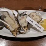 BISTRO KOUZO - 本日の生牡蠣