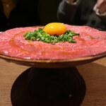 BISTRO KOUZO - 和牛炙りカルパッチョ