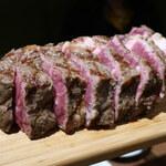BISTRO KOUZO - アイロンステーキ アンガス牛 リブロース 1ポンド(450g)