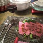 椿ダイナー - 和牛ローストビーフ