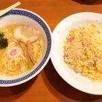 えびす飯店 - 【チャーハンセット ¥930】