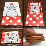 ベリーアップ - いちごサンドクッキー